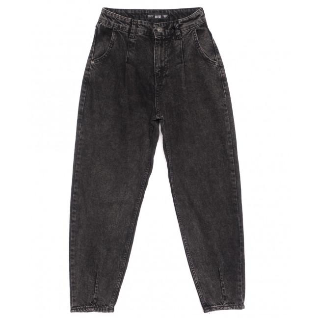 1224-5 темно-серые Real Focus джинсы-баллон осенние коттоновые (26-30, 5 ед.) Real Focus: артикул 1116380