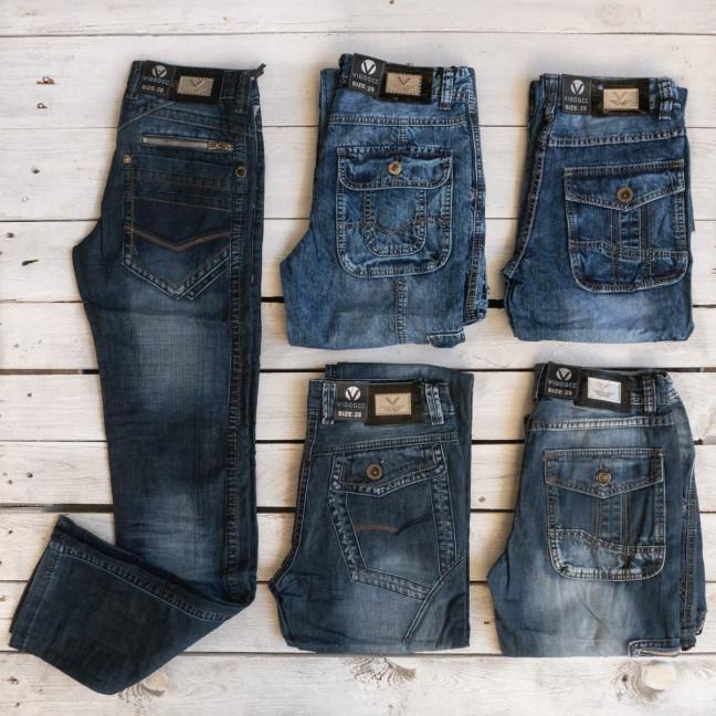 1054 Vigoocc джинсы мужские микс моделей и размеров (35 ед.) #партнер10 Vigoocc: артикул 1116283