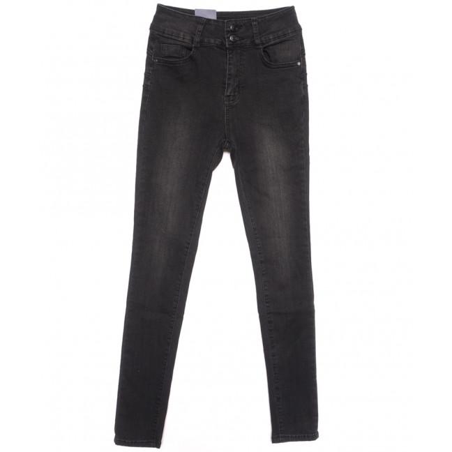 5426 Gallop джинсы женские на байке серые зимние стрейчевые (27-31, 6 ед.) Gallop: артикул 1116373