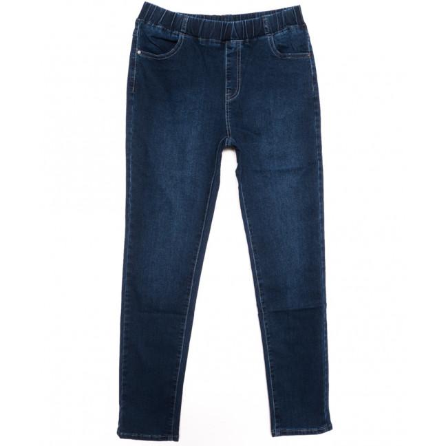 3395 Sunbird джинсы женские батальные синие осенние стрейчевые (30-40, 6 ед.) Sunbird: артикул 1116434
