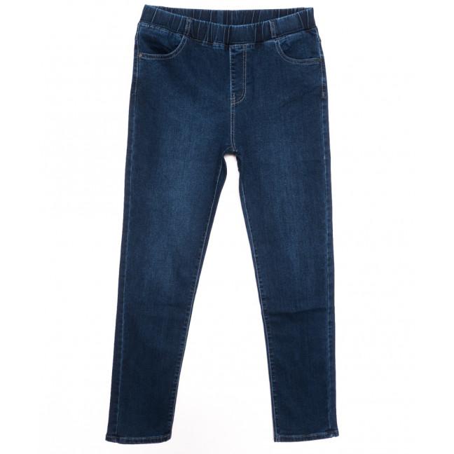 3392 Sunbird джинсы женские батальные синие осенние стрейчевые (30-36, 6 ед.) Sunbird: артикул 1116432