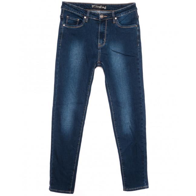 6885 Vavell джинсы женские на байке синие зимние стрейчевые (M-5XL, 7 ед.) Vavell: артикул 1116547