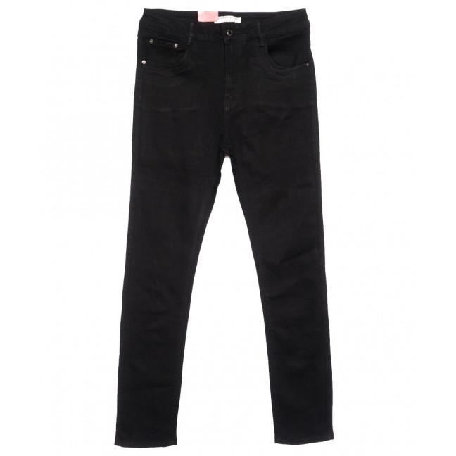 5275 (5275-Z) Forest Jeans джинсы женские батальные черные осенние стрейчевые (31-38, 6 ед.) Forest Jeans: артикул 1116406