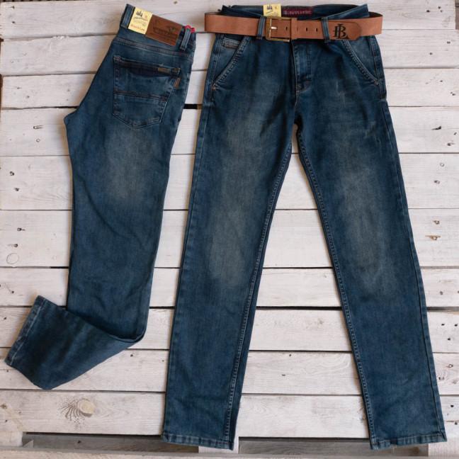 5784 Black Lee джинсы мужские синие осенние стрейчевые (29-36, 7 ед.) Black Lee: артикул 1116916