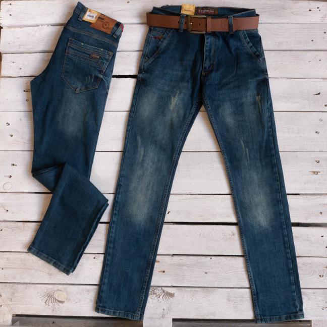 5925 Black Lee джинсы мужские синие осенние стрейчевые (29-36, 7 ед.) Black Lee: артикул 1116915