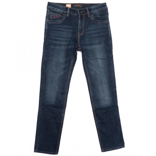18249 Vouma up джинсы мужские на байке синие зимние стрейчевые (29-38, 8 ед.) Vouma-Up: артикул 1116378