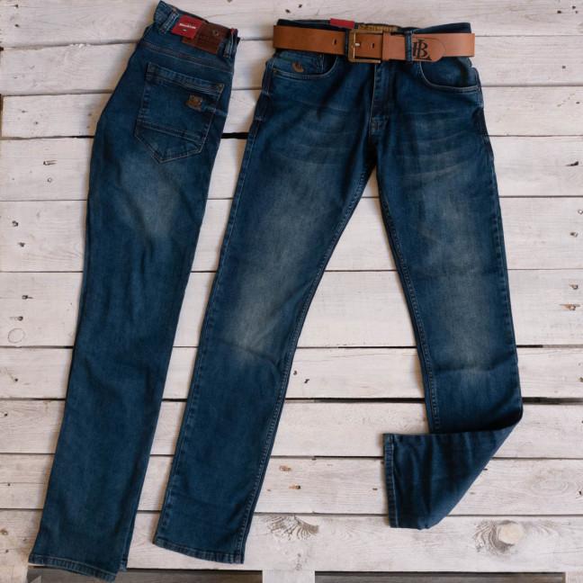 5832 Black Lee джинсы мужские молодежные синие осенние стрейчевые (27-33, 7 ед.) Black Lee: артикул 1116922