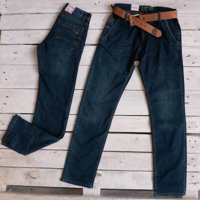 5888 Black Lee джинсы мужские молодежные синие осенние стрейчевые (27-33, 7 ед.) Black Lee: артикул 1116918