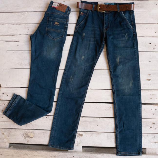 6013 Black Lee джинсы мужские синие осенние стрейчевые (29-36, 7 ед.) Black Lee: артикул 1116923