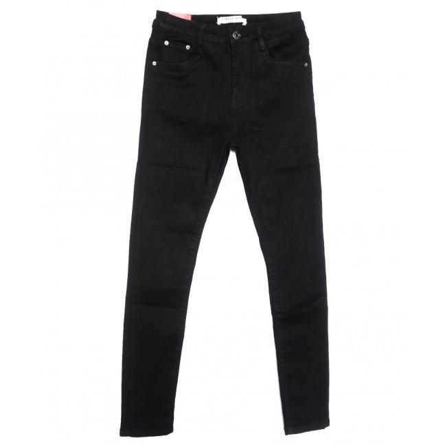 5279 (5279-Z) Forest Jeans джинсы женские черные осенние стрейчевые (25-30, 6 ед.) Forest Jeans: артикул 1116398