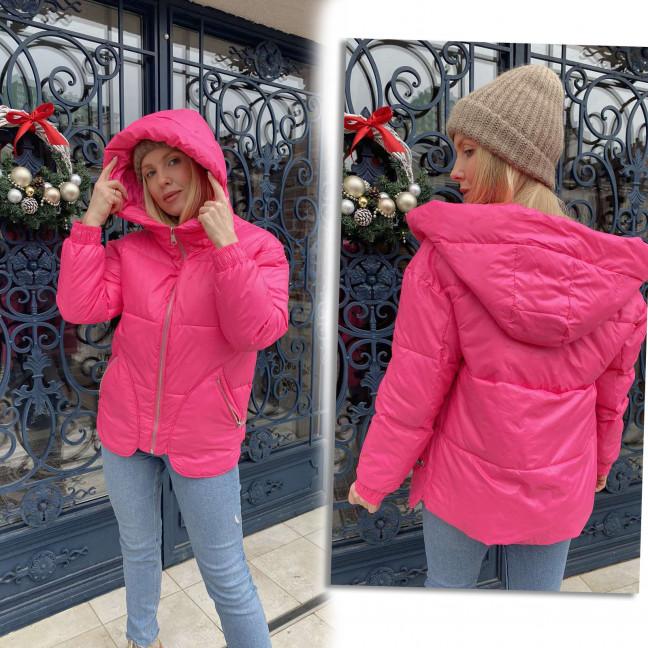1082-2 Lady Yep розовая куртка женская еврозима (3 ед. размеры: 42.44.46) Lady Yep: артикул 1117583