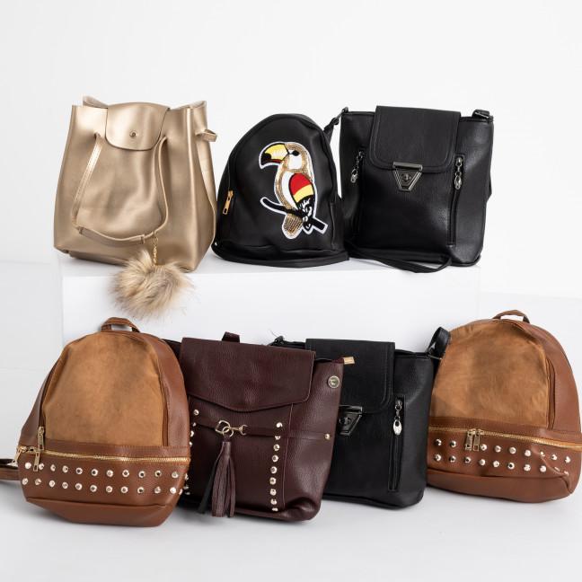 8999-4 сумка женская микс 5-ти моделей (5 ед. без выбора моделей) Сумка: артикул 1118904