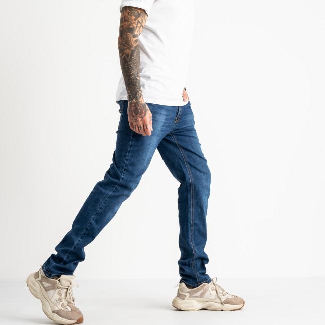 4001 Joliot джинсы мужские полубатальные синие стрейчевые (8 ед. размеры: 32.33.33.34.34.36.36.38) Joliot: артикул 1119084