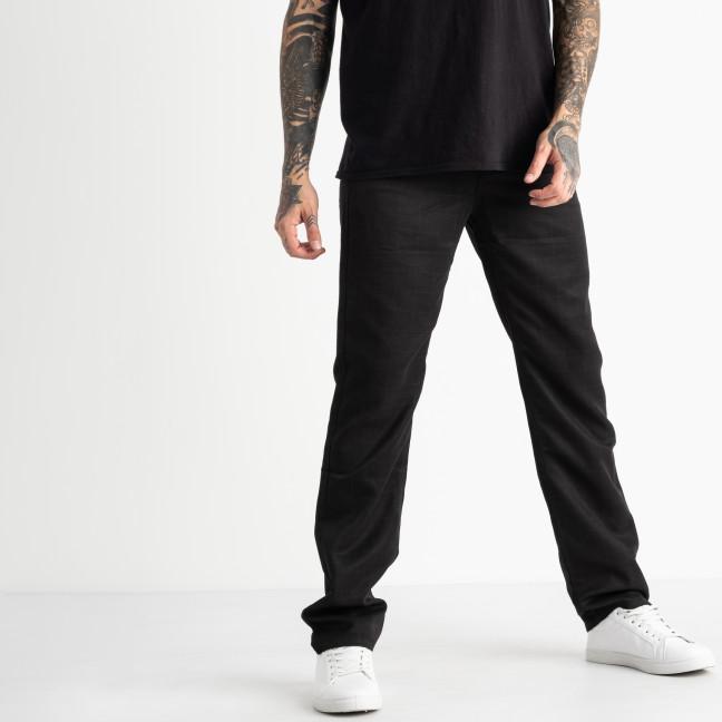 69523  LS брюки мужские черные котоновые (8 ед. размеры: 30.31.32.33.34.35.36.38) LS: артикул 1108540