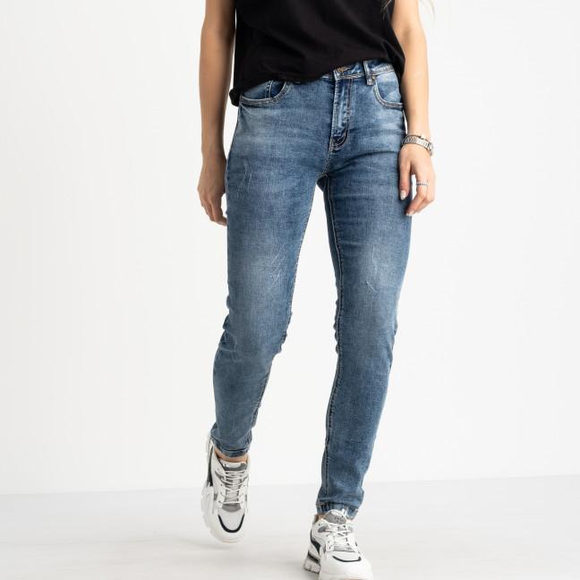 0541-8 A Relucky джинсы полубатальные синие стрейчевые (6 ед. размеры: 28.29.30.31.32.33) Relucky: артикул 1120181