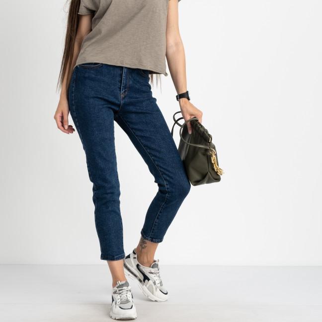 1976-1 MIss Laufen джинсы женские синие стрейчевые (7 ед. размеры: 27.28/2.29.30.31/2) Miss Laufen: артикул 1123090