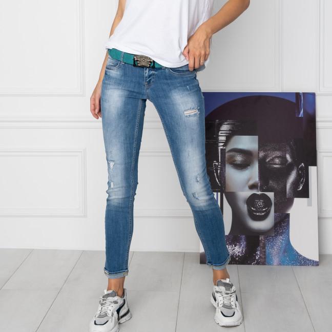 1833-567 Dsquared джинсы голубые стрейчевые (6 ед. размеры: 25.26.27.28.29.30) Dsquared: артикул 1123144
