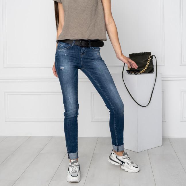 9425-626-01 Colibri джинсы синие стрейчевые (7 ед. размеры: 25.26/2.27.28.29.30) Colibri: артикул 1123154