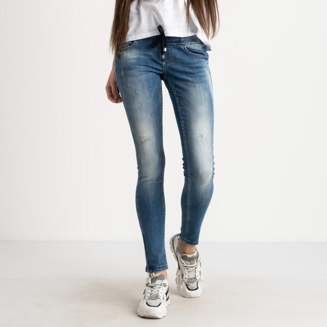 9340-567 Colibri джинсы голубые стрейчевые (5 ед. размеры: 25/2.26/2.28) Colibri: артикул 1123158