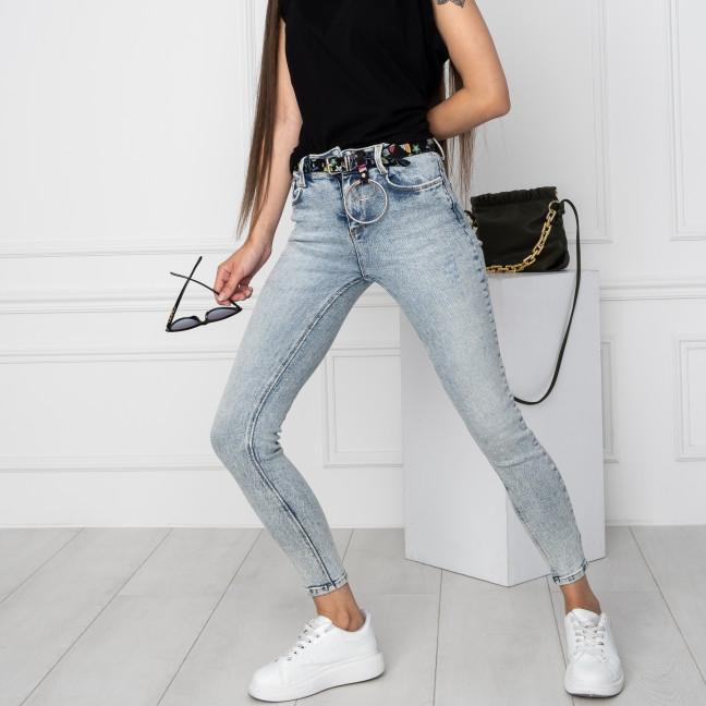 0310-01 Whats Up 90s джинсы голубые стрейчевые (6 ед. размеры: 26/2.27.28.29.30) Whats up 90s: артикул 1123132