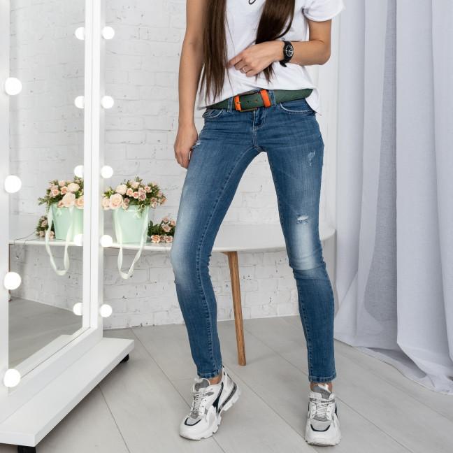 9307-566 Colibri джинсы голубые стрейчевые (6 ед. размеры: 25.26.27.28.29.30) Colibri: артикул 1123151