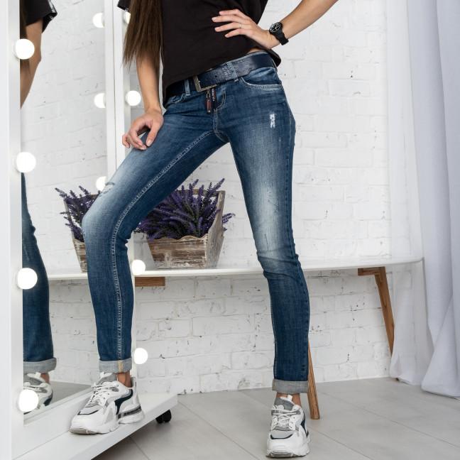 9319-566 Colibri джинсы синие стрейчевые (6 ед. размеры: 25.26.27.28.29.30) Colibri: артикул 1123153