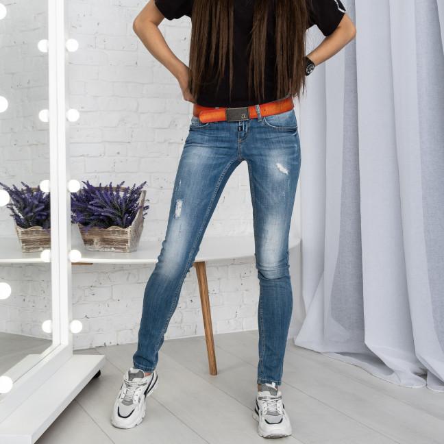 9368-581 Colibri джинсы голубые стрейчевые (6 ед. размеры: 25.26.27.28.29.30) Colibri: артикул 1123159