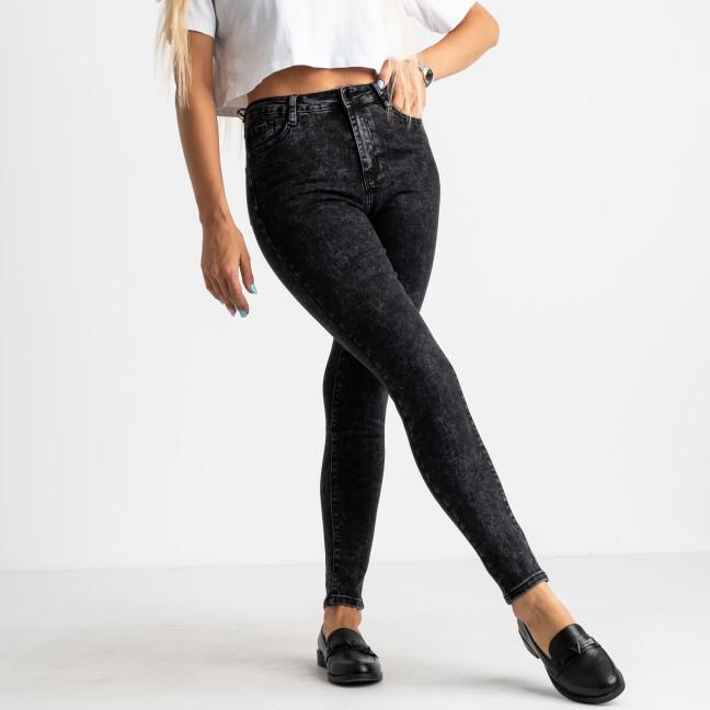 0930 KT.Moss джинсы полубатальные серый стрейчевые (6 ед. размеры: 28.29.30.31.32.33) KT.Moss: артикул 1123409