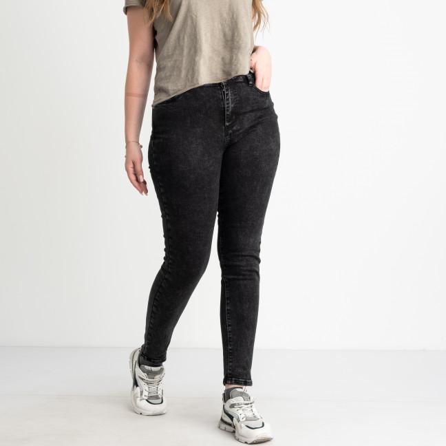 0936 KT.Moss джинсы батальные серые стрейчевые (6 ед. размеры: 31.32.33.34.36.38) KT.Moss: артикул 1123398