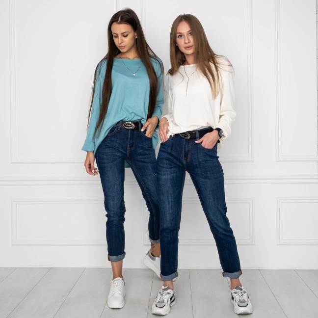 9017 OK&OK джинсы женские синие стрейчевые (6 ед. размеры: 25.26.27.28.29.30) OKOK: артикул 1123729