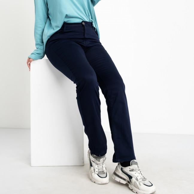 9803-1 R Sunbird темно-синие брюки батальные стрейчевые (6 ед. размеры: 35.36.37.39.40.42) Sunbird: артикул 1121473