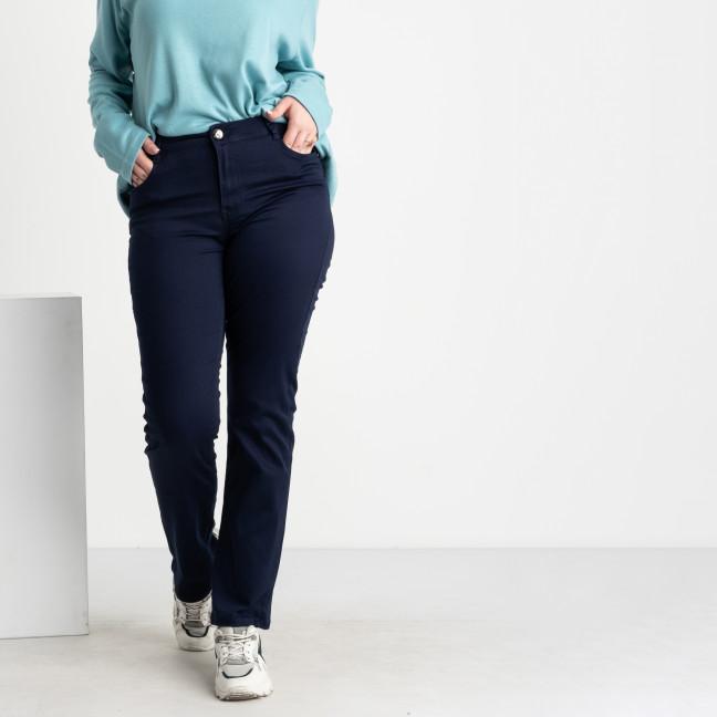9803 R Sunbird темно-синие брюки батальные стрейчевые (6 ед. размеры: 33.34.35.36.37.38) Sunbird: артикул 1121472