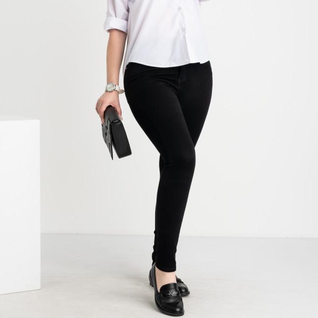 5058 New Jeans джинсы черные батальные стрейчевые (6 ед. размеры: 31.32.33.34.36.38) New Jeans: артикул 1123636