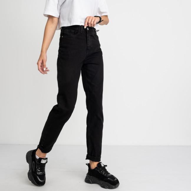 0003 Dobre Jeans мом женский черный котоновый (10 ед. размеры: 34/2.36/2.38/2.40/2.42/2) Dobre: артикул 1123892