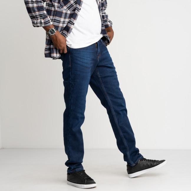 2126 Dsouaviet синие джинсы мужские стрейчевые на флисе (8 ед. размеры: 29.30.31.32.33.34.36.38) Dsouaviet: артикул 1125294