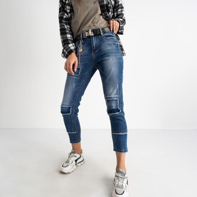 0102 Lan Bai джинсы голубые женские стрейчевые (6 ед. размеры: 25.26.27.28.29.30) Lan Bai: артикул 1124299