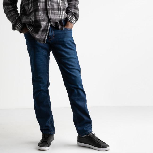 2099-01 Dsouaviet джинсы синие мужские на флисе стрейчевые (6 ед. размеры : 30.32.33.34.38/2) Dsouaviet: артикул 1124506