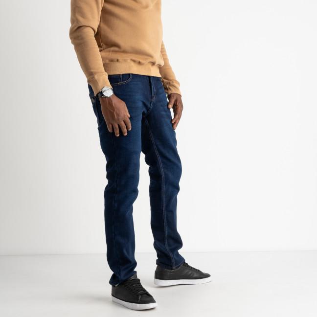 3027 Dsouaviet джинсы синие мужские полубатальные на флисе стрейчевые ( 8 ед. размеры : 32.33/2.34/2.36/2.38) Dsouaviet: артикул 1124142