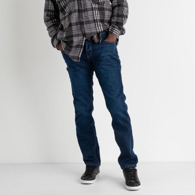 3031 Dsouaviet джинсы синие мужские полубатальные на флисе стрейчевые ( 8 ед. размеры : 32.33/2.34/2.36/2.38) Dsouaviet: артикул 1124907