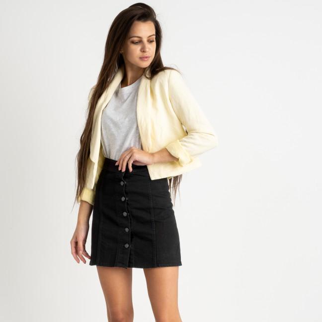 2219 Jean shop юбка черная котоновая (8 ед. размеры:25/2.26/2.27/2.28.29) Jean Shop: артикул 1124441