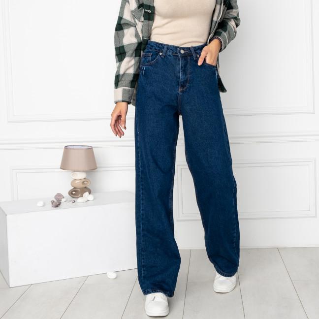 1029 Miss Aura джинсы-трубы женские синие котоновые (8 ед. размеры:34.36/2.38/2.40.42.44) Miss Aura: артикул 1124450