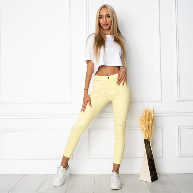 74008  Bikelife желтая американка без передних карманов стрейчевая ( 4 ед. размеры: S.M.L.XL) Bikelife: артикул 1111101