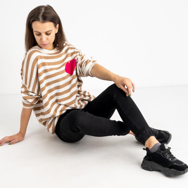 6040 New Jeans джогеры на флисе черные стрейчевые (6 ед.размеры: 25.26.27.28.29.30) New Jeans: артикул 1124595