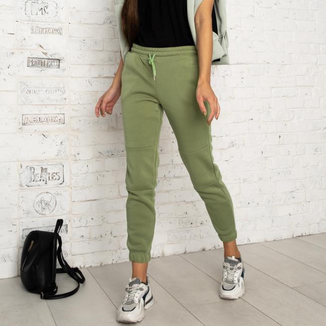 0012-4 хаки спортивные штаны женские (6 ед.размеры: S.M.L.XL.XXL.3XL) Спортивные штаны: артикул 1124649