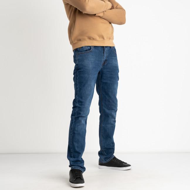 2110 V.J Ray голубые джинсы полубатальные стрейчевые (8 ед.размеры:32.33.34.36/2.38.40.42) V.J.Ray: артикул 1124616