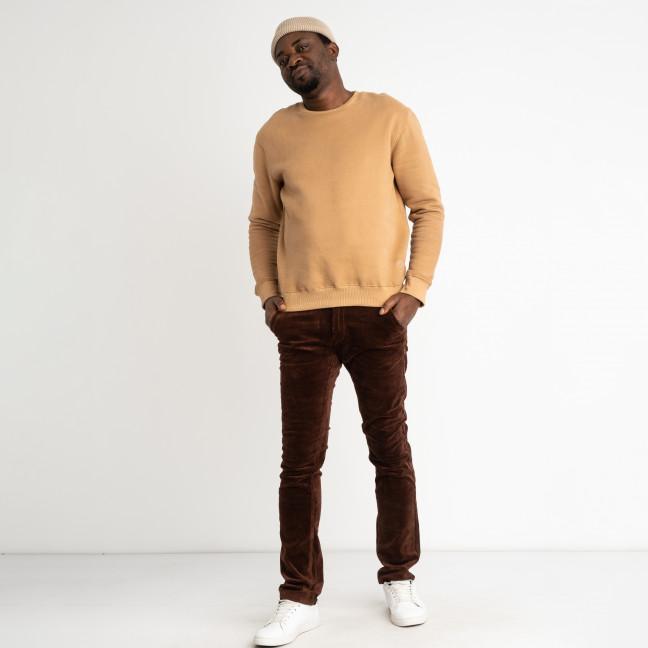 8038 Corepants коричневые брюки вельветовые (8 ед. размеры: 27.28.29.30.31.32.33.34) Corepants: артикул 1124682