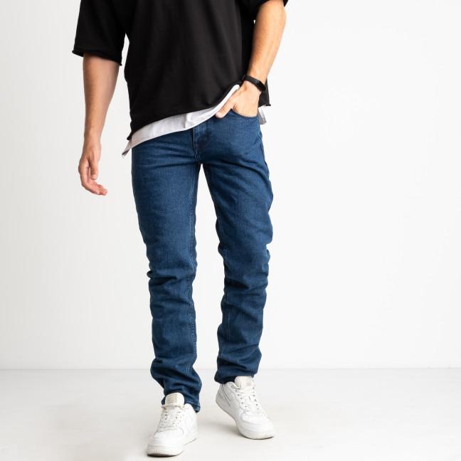 2128 V.J Ray синие джинсы мужские котоновые (8 ед.размеры:30.31.32.33/2.34.36.38) V.J.Ray: артикул 1124690
