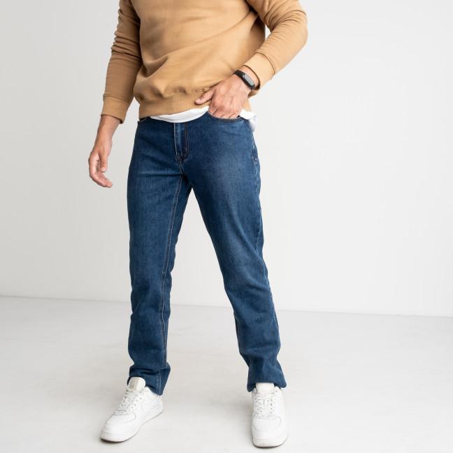2115 V.J Ray синие джинсы мужские котоновые (8 ед.размеры:34/3.36/3.38/2) V.J.Ray: артикул 1124695