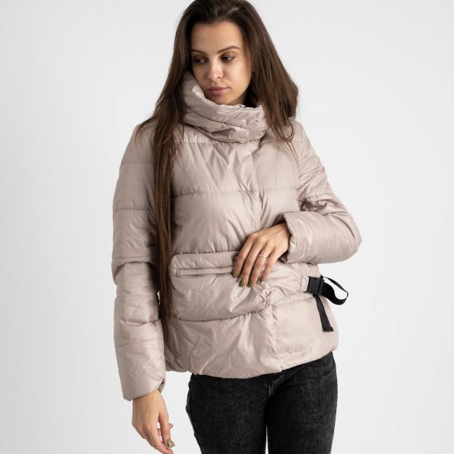 0887-3 мокко куртка женская на синтепоне (4 ед. размеры: M.L.XL.2XL) Куртка: артикул 1124733