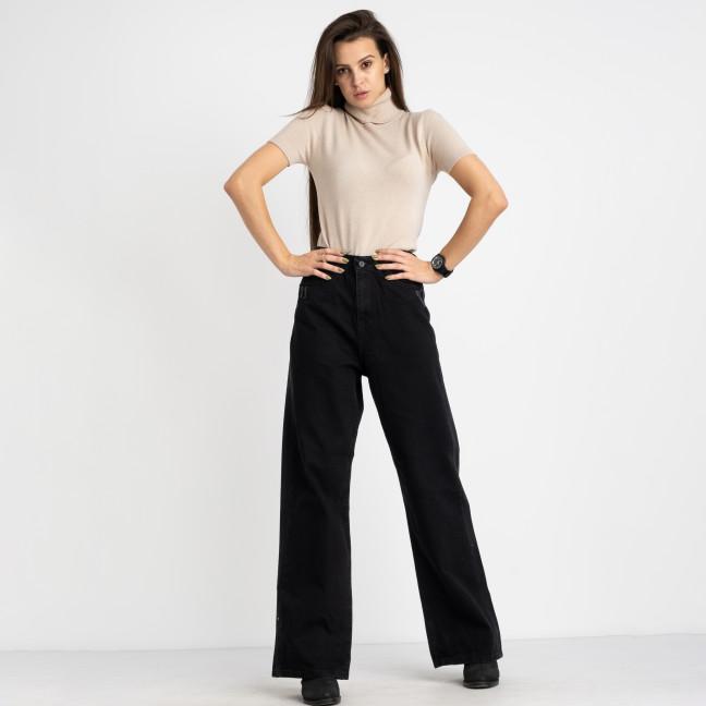 1030 Miss Aura черные джинсы-трубы котоновые (8 ед.размеры: 34.36/2.38/2.40.42.44) Miss Aura: артикул 1124831